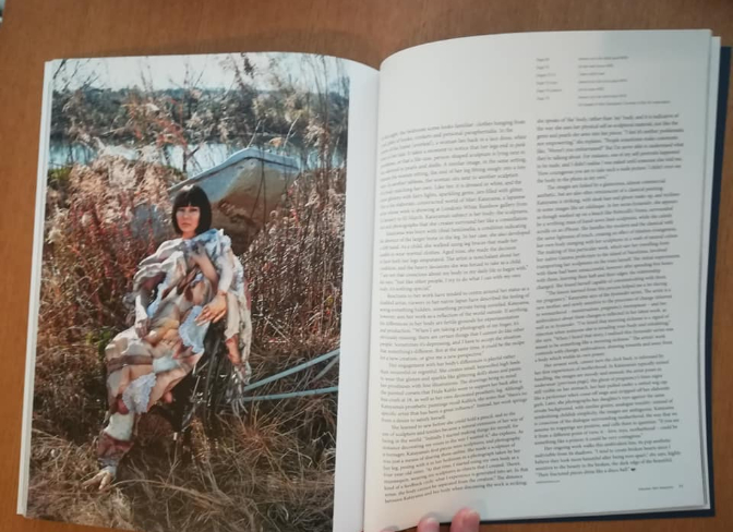 Mari Katayama, British Journal of Photography, 2019. © Keith Whittle