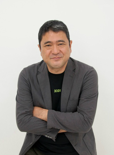 Masato Nakamura, artist and Director of Command N and 3331 Arts Chiyoda