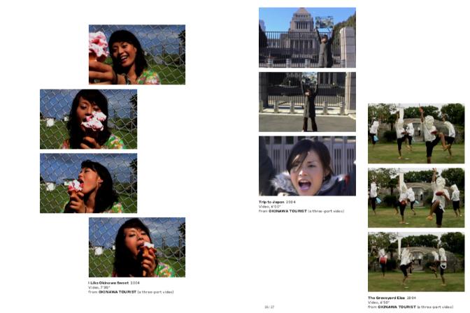 Chikako Yamashiro, Shapeshifter exhibiton catalogue, 2018