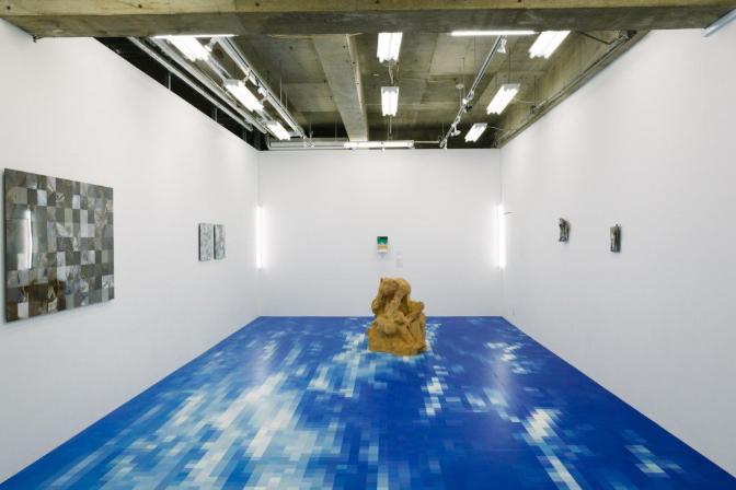 Daisuke Ida, Photo Sculpture, 3331 Arts Chiyoda, 2018. © Daisuke Ida. Courtesy of the artist and 3331